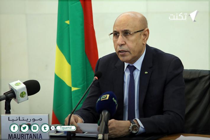 المجلس الأعلى للقضاء يجتمع برئاسة ولد الشيخ الغزواني