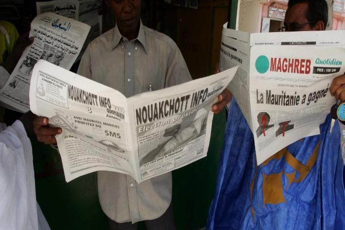 الحكومة تشكل لجنة إعلامية لمتابعة ماتنشره الصحافة العالمية عن موريتانيا